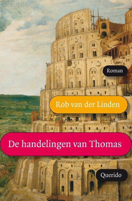 De handelingen van Thomas - Rob van der Linden | Readingchampions.org.uk
