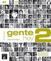 Gente Hoy 2 libro de trabajo + CD audio