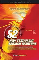 52 New Testament Sermon Starters Book One