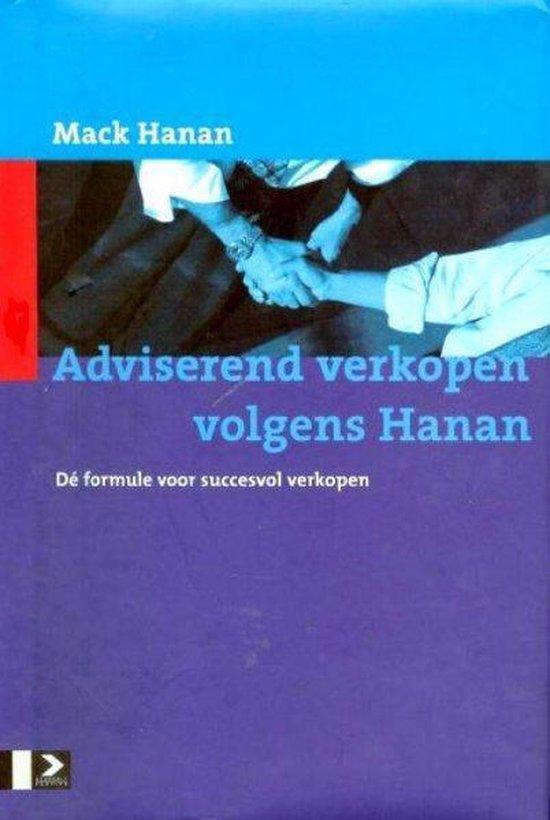Adviserend Verkopen Volgens Hanan - Mack Hanan |