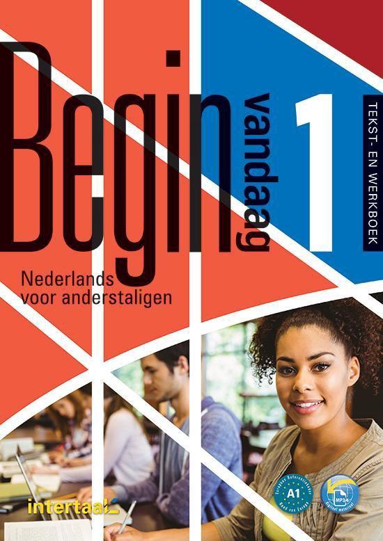 Begin Vandaag 1 tekst- en werkboek+online MP3's - Boeken |