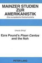Ezra Pound's Pisan Cantos and the Noh