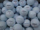 Golfballen gebruikt/lakeballs Titleist mix AAAA klasse 100 stuks.