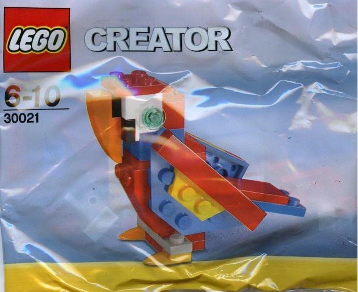 Lego creator papegaai 30021
