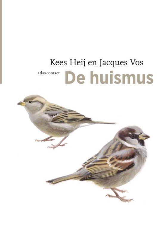 De vogelserie - De huismus - C.J. Heij | Fthsonline.com