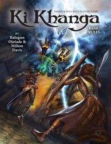 Ki Khanga Sword and Soul Role Playing Game