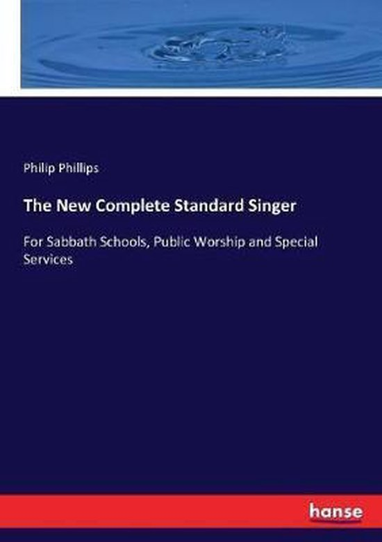 The New Complete Standard Singer