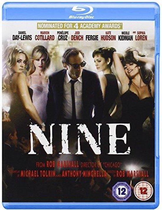 Cover van de film 'Nine'