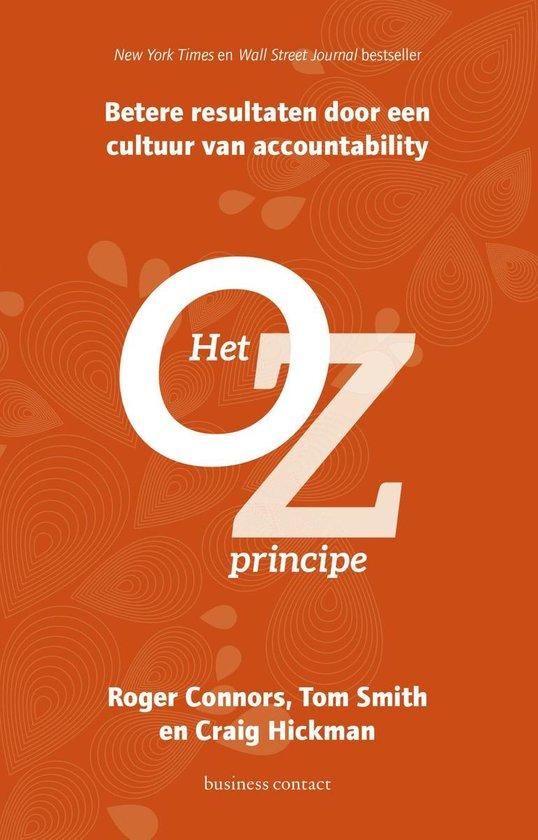 Het oz- principe - Roger Connors | Fthsonline.com
