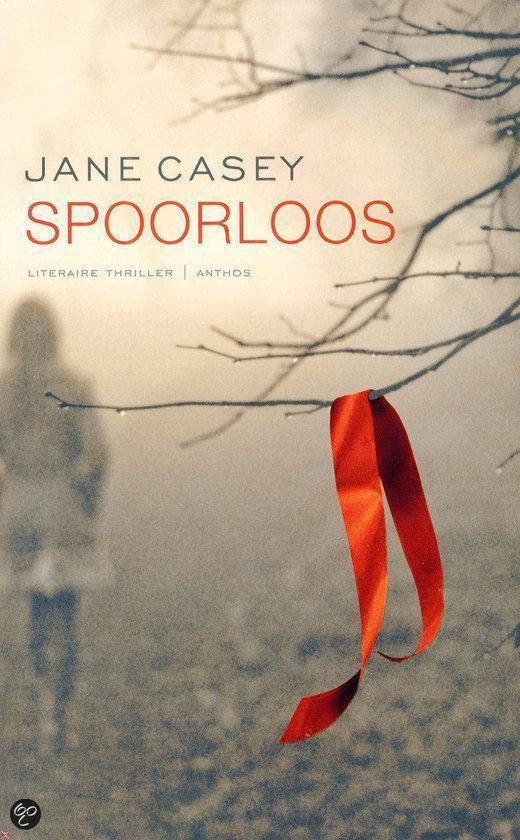 Spoorloos - Jane Casey pdf epub