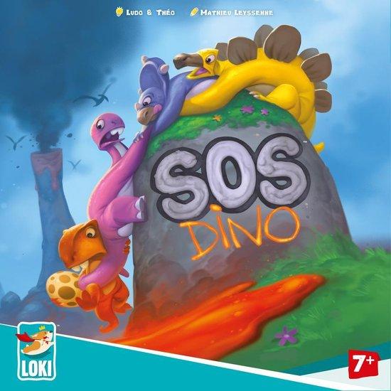 SOS Dino - Bordspel
