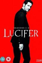 Lucifer Seizoenen 1-3 (Import)