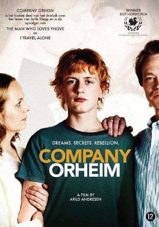 Cover van de film 'Company Orheim'