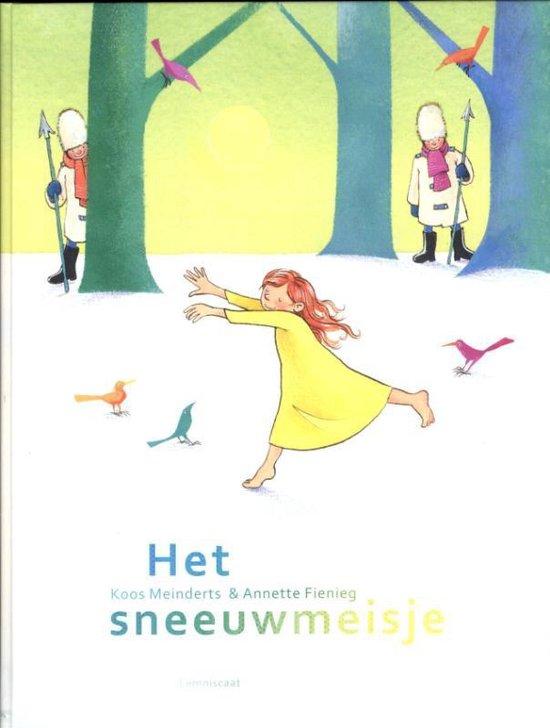 Het sneeuwmeisje