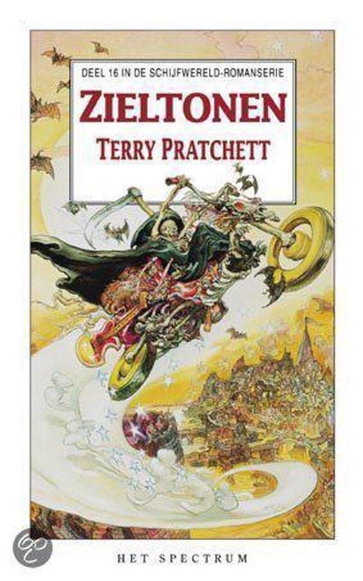 Zieltonen - Terry Pratchett |