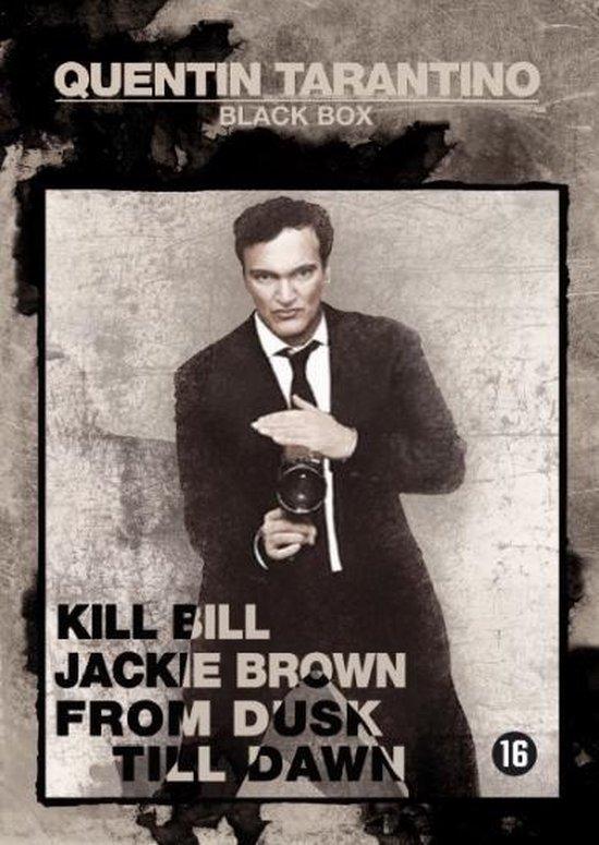 Cover van de film 'Tarantino Blackbox'