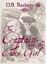 Boek cover The Captain and the Cabin Girl van D. B. Baskerville