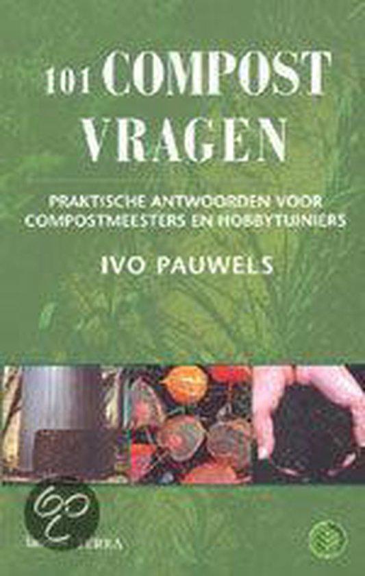 Cover van het boek '101 compostvragen' van Jo Pauwels en Ivo Pauwels