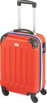 Princess Traveller Vienna - Trolley - Handbagage - ABS Red - 55cm