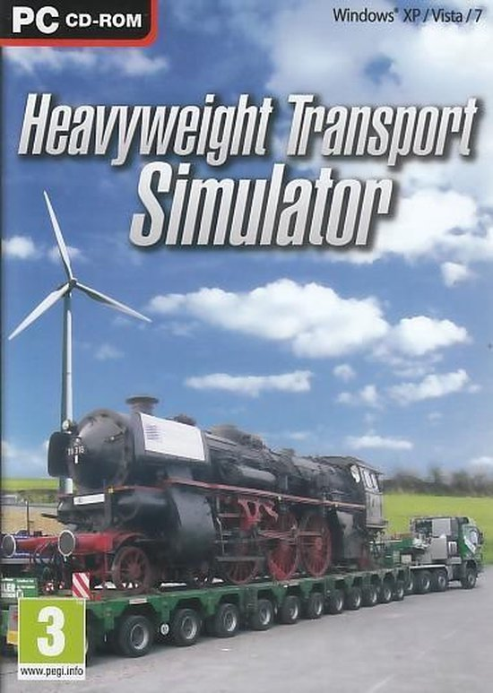 Heavyweight Transport Simulator – Windows