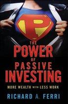 Boek cover The Power of Passive Investing van Richard A. Ferri