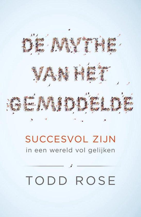 De mythe van het gemiddelde - Todd Rose | Fthsonline.com