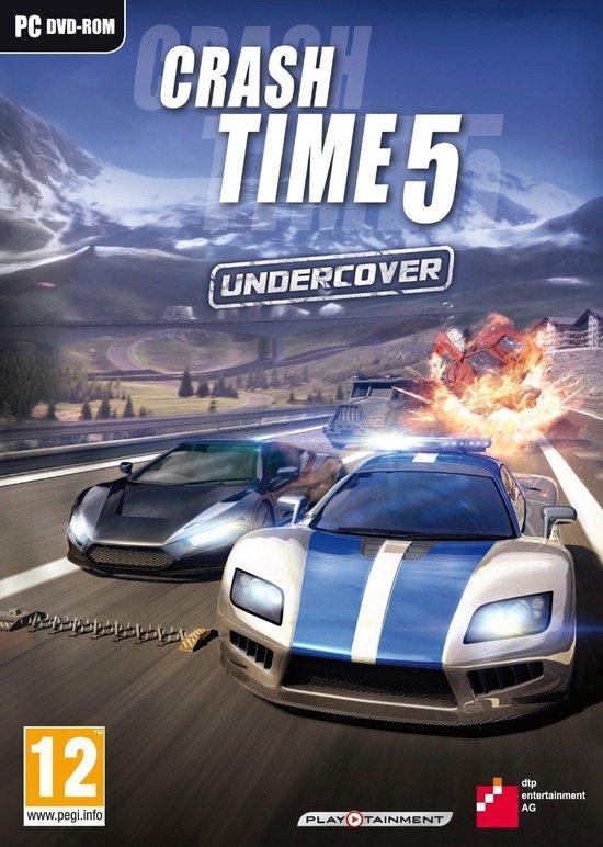 Crash Time 5: Undercover – Windows