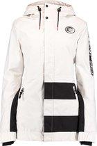 O'Neill Dames Wintersportjas '88 Wildcat - Powder White - S
