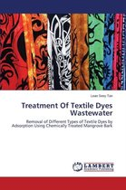 Treatment of Textile Dyes Wastewater