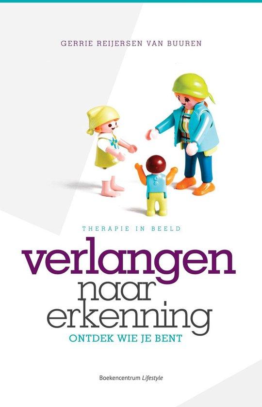 Boek cover Verlangen naar erkenning van Gerrie Reijersen van Buuren