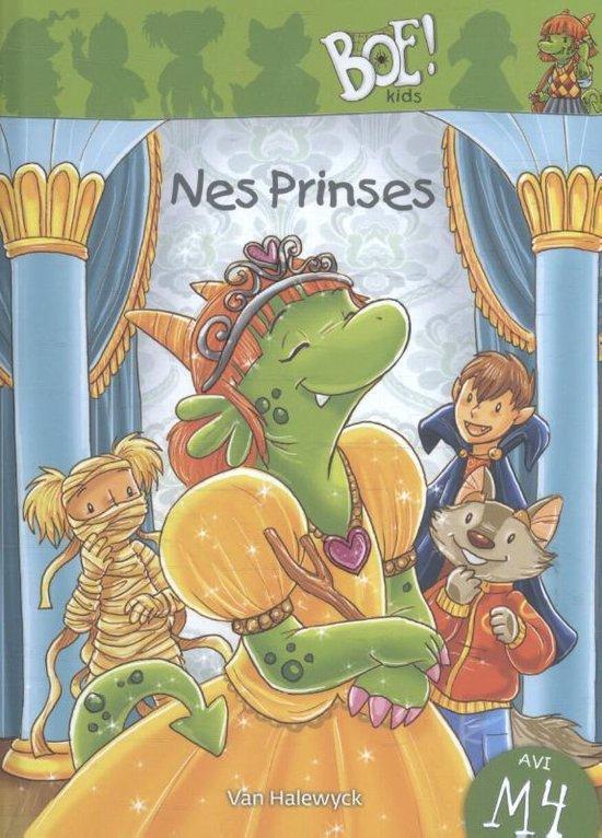 Boe!Kids - Nes Prinses - Nico de Braeckeleer pdf epub