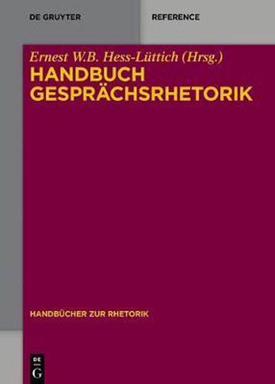 Handbuch Gesprachsrhetorik