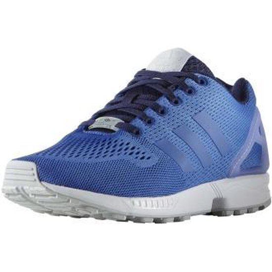 bol.com | Adidas ZX FLUX - Sneakers - Heren - Maat 44 - Blauw