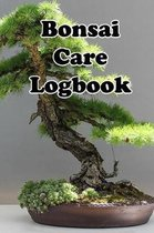 Bonsai Care Logbook