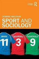 Boek cover Sport and Sociology van Dominic Malcolm