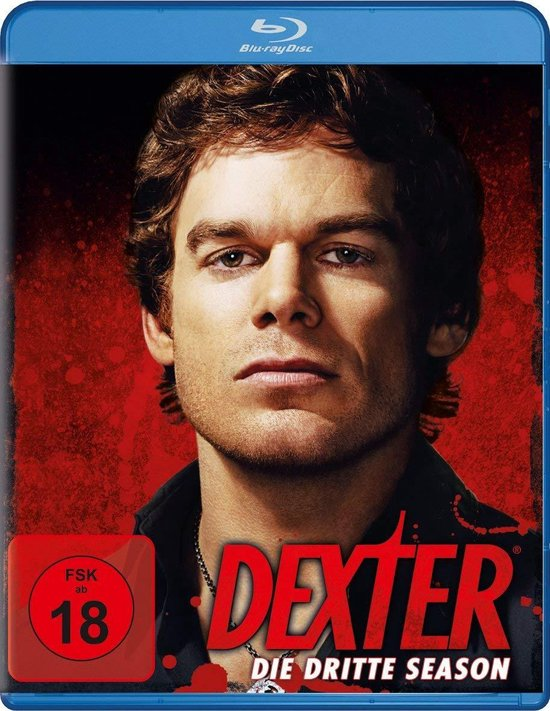 Dexter Season 3 (Blu-ray)