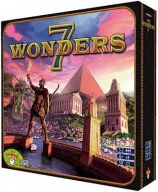 7 Wonders - Bordspel