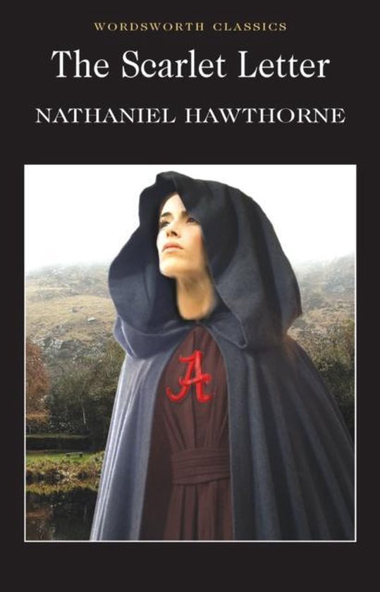 Boek cover The Scarlet Letter van Nathaniel Hawthorne (Paperback)