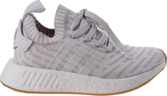 Adidas Sneakers Nmd R2 Primeknit Dames Grijs Maat 36