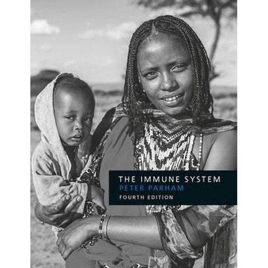 Boek cover The Immune System van Peter Parham (Paperback)