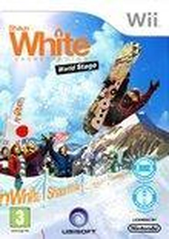 Ubisoft Shaun White Snowboarding: World Stage
