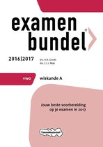 Examenbundel vwo Wiskunde A 2016/2017