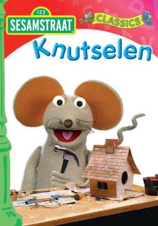 Sesamstraat-Knutselen