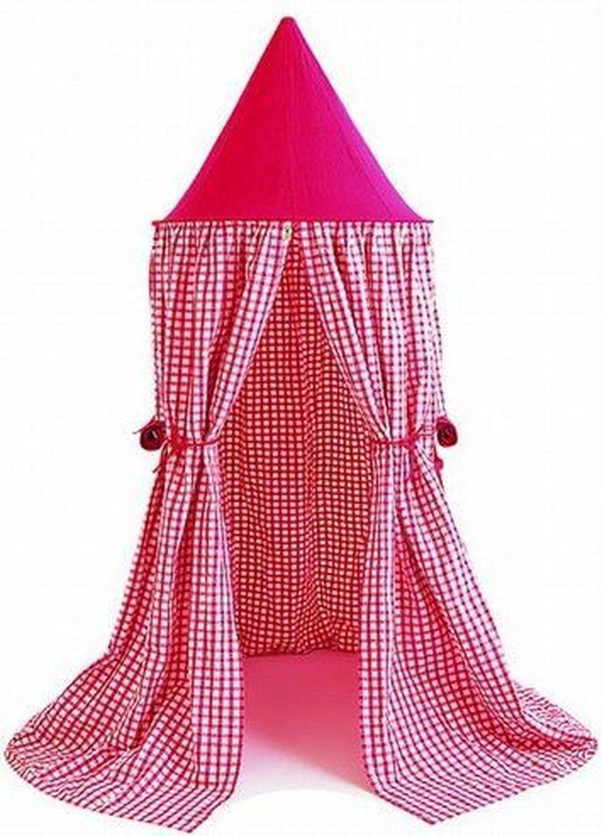 Win Green Speel Hangtent Rood (Wingreen Hanging Tents)