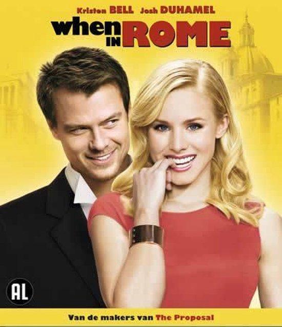 Cover van de film 'When In Rome'