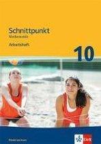 Schnittpunkt Mathematik - Ausgabe für Niedersachsen. Arbeitsheft mit Lösungen 10. Schuljahr - Mittleres Niveau