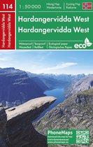 F&B 114 Hardangervidda West Phonemap