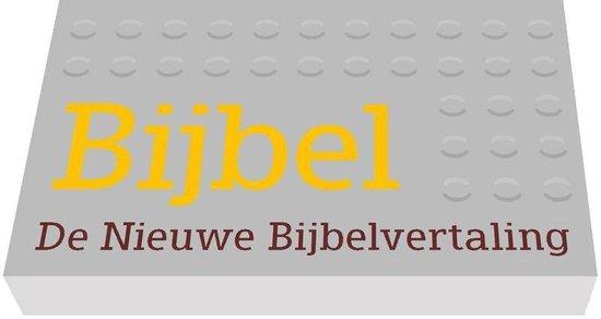 Cover van het boek 'Bijbel de nieuwe bijbelvertaling'