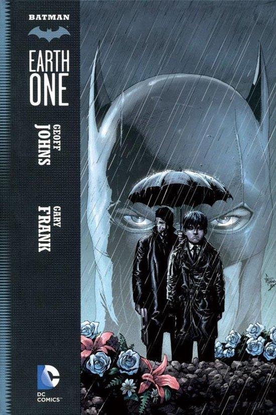 Batman earth one - Gary Frank  