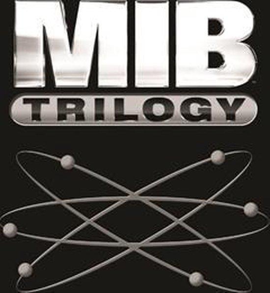 Cover van de film 'Men In Black Trilogy'